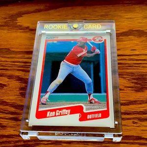 Ken griffey really rare baseball card